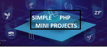 PHP Mini Projects
